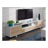 Modular Mueble Rack Mesa Tv 180 X 60x 40
