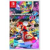 Mario Kart 8 Deluxe Físico Nintendo Switch Dakmor