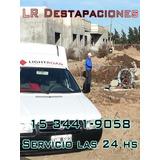 Destapacion Cañerias Con Maquina, Zona Sur, Cloaca Pluvial