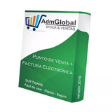 Admglobal (promo2x1) Factura Electronica Stock Ventas Iva