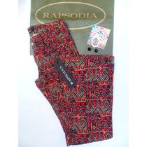 Rapsodia Pantalon Oxford Medio Marrakech S/ Elastizado T:28