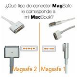 Cable Magsafe 1 O 2 Cargador Apple Macbook Pro