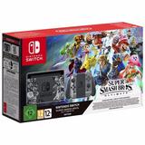 Nintendo Switch 32 Gb Super Smashbros  New Envio Gratis!!!