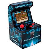 Consola Microfichines Arcade Retro Kanji 200 Juegos 8-bit