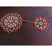 Mandala Para Colgar Crochet