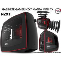 Gabinete Gamer Nzxt Manta Mini Itx