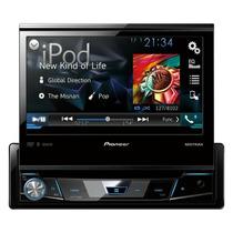 Estéreo Pioneer 7750 Dvd Bluetooth 1 Din Tv