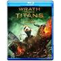 Blu-ray --- Wrath Of The Titans -- Furia De Titanes 2
