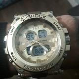 Reloj Dorado Gshock Casio