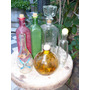 Antiguas Botellas Vacias Perfume Vino Licor