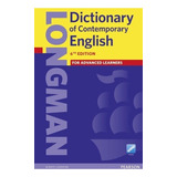 Longman Dictionary Of Contemporary English 6 Ed Nuevo