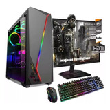 Pc Armada Gamer Amd A10 9700 10 Nucleos Video R7 8gb Win10