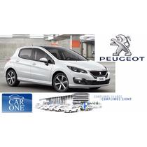 Peugeot 308 Anticipo $80000 Y Cuotas Entrega Asegurada