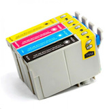 Cartuchos Para Epson T25 Tx125 Tx135 Alternativos 133 135