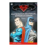 Dc Comic Batman Y Superman Nº 53 Generaciones Parte I