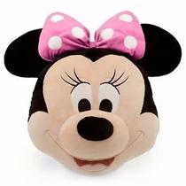 Almohadón De Peluche Minnie Mouse Grande, 45 Cm, Divino!