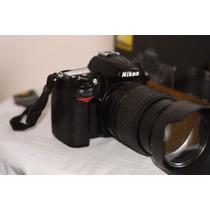 Cámara Reflex Nikon D7000 Con Lente 18-105