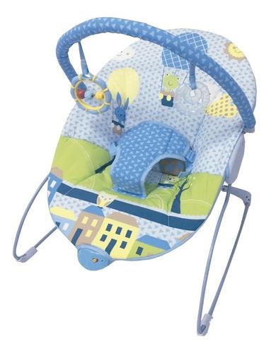 Mecedora Para Bebe - Bouncer Con Vibración - Kiddy
