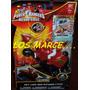 Power Rangers Megaforce Moto Sky Lion Red Ranger Cycle Banda