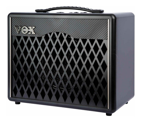 Amplificador Vox Vx Series Vx Ii 30w Transistor Negro