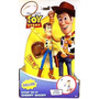 Muñeco Toy Story Woody Laso Action - Jugueteria Aplausos