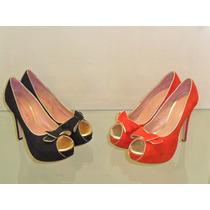Zapatos Altos Con Plataforma Coleccion Otoño-invierno 2015