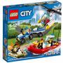 Lego City Policia 60086 Starter Set - Mundo Manias