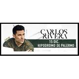 Entradas Vip Carlos Rivera Hipodromo Palermo 15 Diciembre