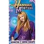 Hannah Montana Libro Comic Secretos Y Super Escapes Disney