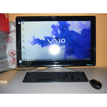 Sony Vaio All In One-touch-nvidia 512gb-6gb-hd 1tb-regalo