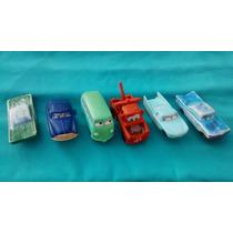 Cars Mc Donalds´s 2006 Lote