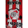 Toallon River Plate Campeon Algodon Soft 75x140