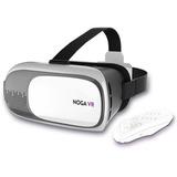 Lentes De Realidad Virtual Noga Vr Box Celular 360 Control