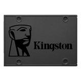 Disco Sólido Interno Kingston A400 Sa400s37/120g 120gb