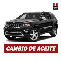 Cambio Aceite Y Filtro Jeep Grand Cherokee 4.7 V8 Desde 2001
