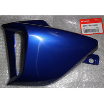 Plastico Deflector Tanque Azul Honda Invicta Centro Motos