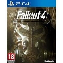 Fallout 4 Ps4 Digital Jugas Con Tu Usuario