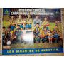 Rosario Central Campeón 1995.chacho Coudet.poster
