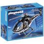 Playmobil Policía Helicóptero 5563 - Villa Urquiza