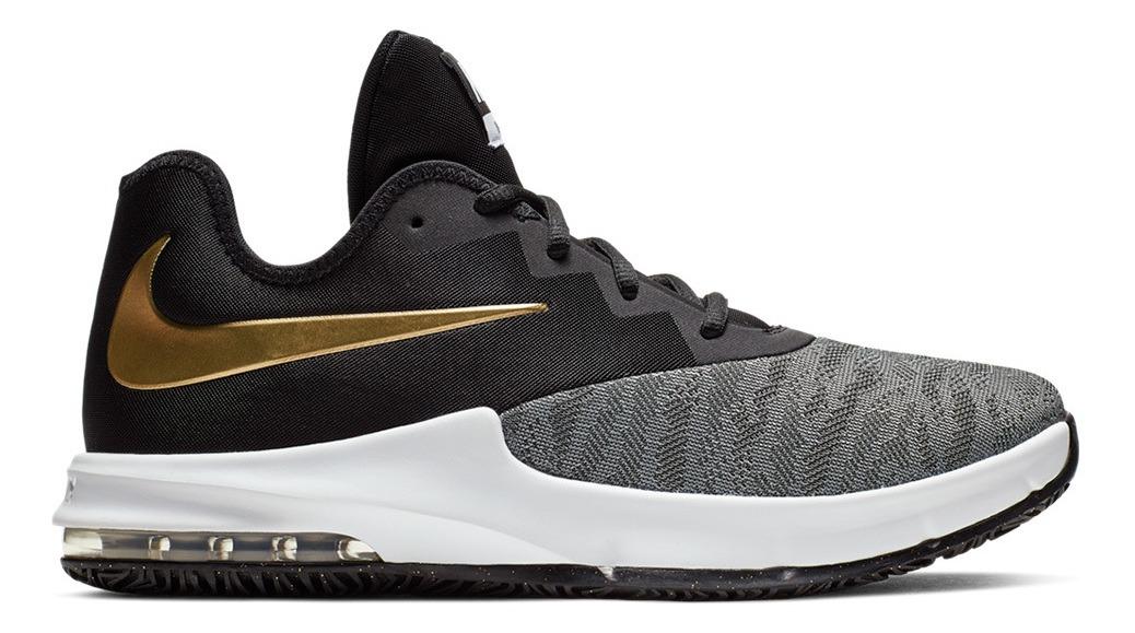 Zapatillas Nike Hombre Air Max Infuriate Iii Low- 7599 - Moo