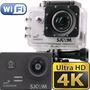 Sj 5000x Elite +ultrahd 4k+12 Mgpx Sjcam Original +memoria