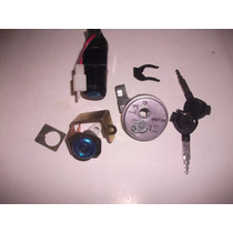 Llave De Contacto Honda Biz 125/revolucion Completa