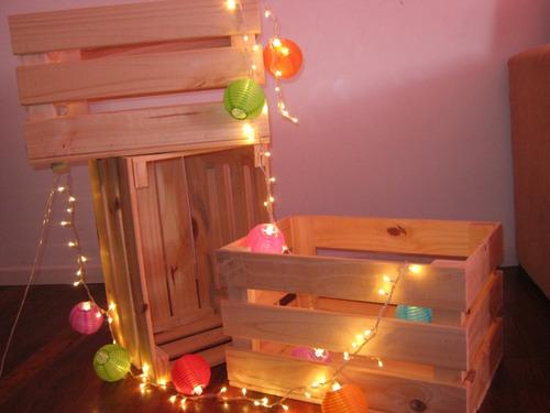 Cajones tipo fruta para decorar guardar juguetes pintar canastos a ars 75 en preciolandia - Cajones de fruta de madera ...