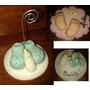 Souvenir Nacimiento Baby Shower Porcelana Fria