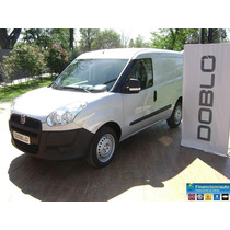 Doblo Cargo 1.4 0km, Financiada: $5.900 Y Ctas Sin Interes