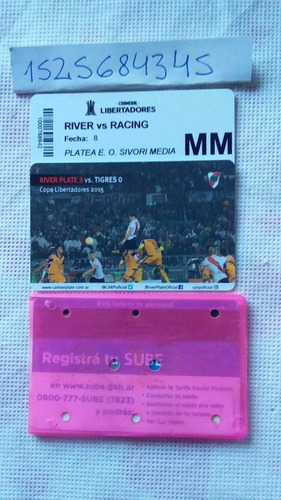 Protector De Sube River Vs Racing 29/8