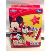 Roller Inflable Con Cascabeles Mickey Envio Sin Cargo Caba