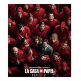 La Casa De Papel - Temporada 4 - Dvd