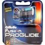 Gillette Fusion Proglide X2 Repuestos, 5 Filos. Perfumix