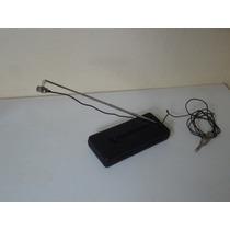 Microfono Made In Japan Sony Convertible. Corbatero Y De Mes